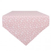Clayre & Eef LBF65 Asztali futó 50x160cm, Lovely Blossom Flowers