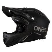 Oneal O´Neal Warp Utförsåkning hjälm svart Matt Svart S