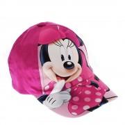 Minnie Mouse Dots lila lány sapka