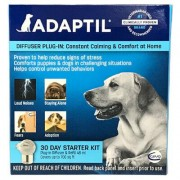 Anxiety Medication, Adaptil For Dogs Plug In with 48 ml Bottle
