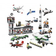 Lego Education Rymd & Flygplats set - Lego Education 9335