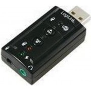 LogiLink USB Soundcard, 7.1 channels, USB