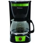 Cafetiera Rohnson R921 800 W 1.25L Anti-picurare NegruVerde