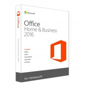 Microsoft Office 2016 Home & Business 1 PC Licenza ESD