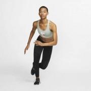 Спортивное бра со средней поддержкой и графикой JDI Nike Rebel Swoosh