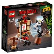 Lego The LEGO Ninjago Movie: Área de entrenamiento de Spinjitzu (70606)