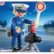 Playmobil Police Radar with