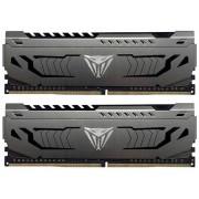 Модуль памяти Patriot Memory DDR4 DIMM 3400MHz PC4-27200 CL16 - 16Gb KIT (2x8Gb) PVS416G340C6K
