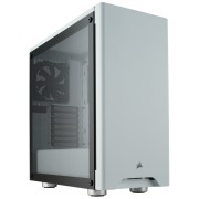 Gabinete Corsair Carbide blanco USB3 ATX sin fuente CC-9011133-WW