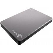 Seagate Disco Duro Portátil 1 TB SEAGATE Backup Plus Slim Plata