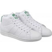 ADIDAS ORIGINALS STAN SMITH MID Sneakers For Men(White)