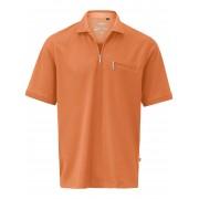 HAJO Poloshirt korte mouwen HAJO oranje