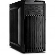 Carcasa PCD-01, MiddleTower, Fara sursa, Negru