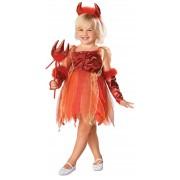 Costum De Carnaval - Demonita