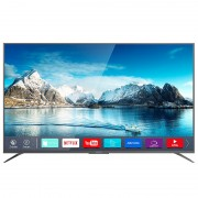 Televizor 4K UltraHD Smart Serie X Kruger & Matz, D-LED, 165 cm