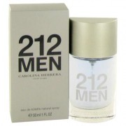 212 For Men By Carolina Herrera Eau De Toilette Spray (new Packaging) 1 Oz