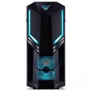 Компютър Acer Predator Orion 3000 PO3-600 Gaming, 16L, Intel Core i7-8700, NVIDIA GeForce GTX1070 8GB, DVI, HDMI, 16GB DDR4, 2 TB 7200, DG.E14EX.015