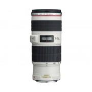 Canon EF 70-200mm f/4L IS USM SLR Teleobjetivo Blanco