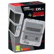 Consola Nintendo NEW 3DS XL Snes Limited Edition
