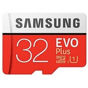 Samsung EVO PLUS Grade 3 Class 10 32GB micro SDXC 95 MB/sec