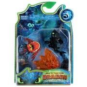 Így neveld a sárkányodat 3 Multi ajándékcsomag - Fogatlan és vörös sárkány