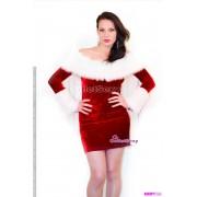 Costume Babba Natale promozionale elegantissimo