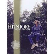 Video Delta Nannini,Gianna - Hitstory Deluxe Edition - CD