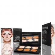 Bellápierre Cosmetics Pro Paleta Contour & Highlight de Bellapierre Cosmetics