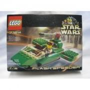 LEGO FLASH · SPEEDER 7124 [Parallel import goods]