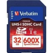 Card de Memorie Verbatim Pro SDHC 32GB Clasa 10 UHS-I