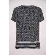 Jacqueline De Yong T-shirt - Zwart
