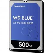 "Unutarnji tvrdi disk 6.35 cm (2.5 "") 500 GB Western Digital Blue™ Mobile Bulk WD5000LPCX SATA III"