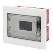 Tablou plastic aplicat 8 module IP40 GEWISS GW40604