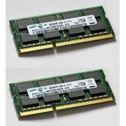 Samsung 8GB Dual Channel Kit Geheugenmodule, 2x 4 GB, 204 pin, DDR3-1066, PC3-8500, SO-DIMM