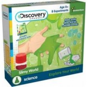 Jucarie educativa Discovery Slimy World