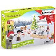 Calendar de eveniment Schleich 2019 - Animale de companie