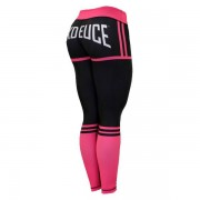 Six Deuce X-Fit Uno Fitness Tights M Black/pink