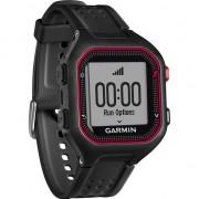 Ceas smartwatch Garmin Forerunner 25, GPS, Black/Red