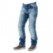 City Nomad Mens MC Jeans Jack Iron, bright blue, large