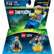 Warner Home Video Warner Bros. Home Video Lego Dimensions Lego City Undercover Fun Pack Standard Edition