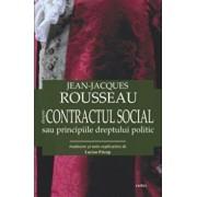 Despre contractul social sau principiile dreptului politic/Jean-Jacques Rousseau