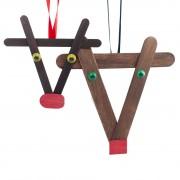 Reni de lemn handmade