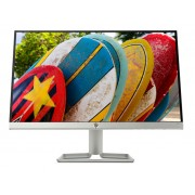 "HP 22fw IPS LED Backlit Monitor 21.5"" Silver White/1920x1080/AMD FreeSync/2Y (3KS60AA)"