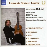 Adriano Del Sal - Guitar Recital (0747313265770) (1 CD)