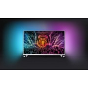 Philips 55 UHD, DVB-T2/C/S, Android TV, Ambilight 2, Pixel Precise UHD, 1800 PPI, 20W, Silver