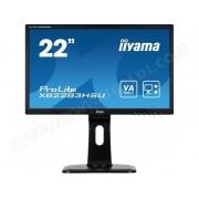 IIYAMA Ecran 22 pouces Full HD ProLite XB2283HSU-B1DP