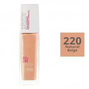 Maybelline Base de Maquillaje Maybelline SuperStay 220 Natural Beige 30 ml