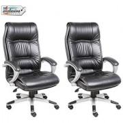 Earthwood -Buy 1 High Back Executive Chair Get 1 Free