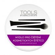 Gabriella Salvete TOOLS Brush Cleansing Soap mýdlo pro čištění kosmetických štětců 30 g
