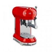 SMEG Macchina Da Caffe 50's Style Rosso Ecf01rdeu